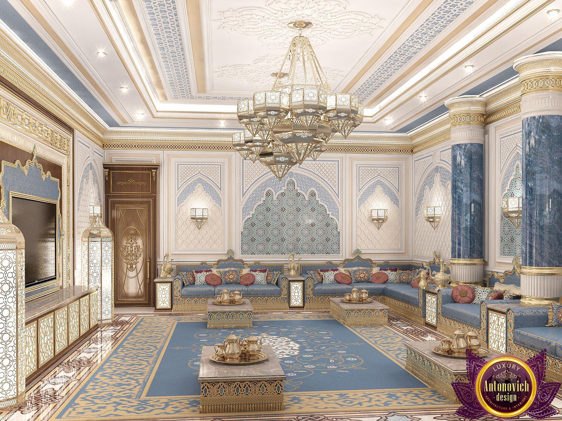 Interior Design Arabic Style Of Katrina Antonovich Luxury Interior Design Arabian Decor Arabic Decor