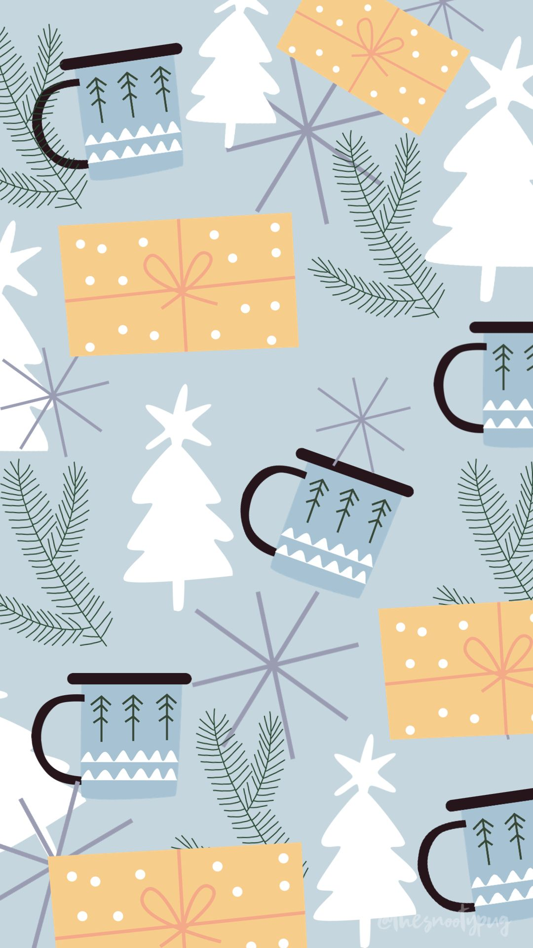 Modern Trendy Christmas Wallpaper Xmas Wallpaper Wallpaper Iphone Christmas Christmas Wallpaper
