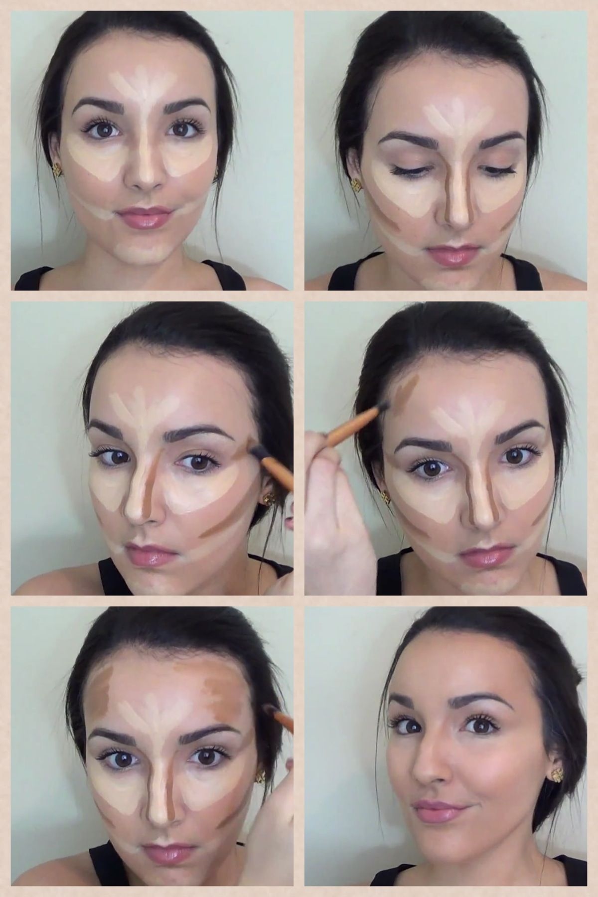 Concealer & Contouring By TheBeautyBox1211 Or Amanda