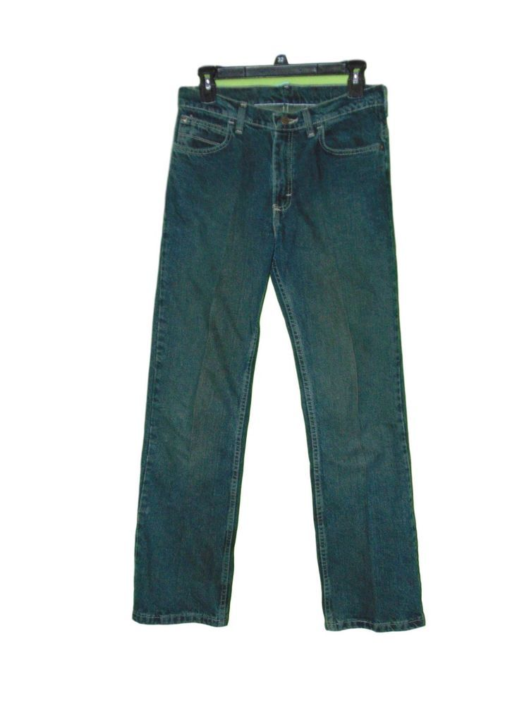 7bfac9e18 Pre Owned Wrangler Jeans Size 16 Regular Side Adjusters #Wrangler #Everyday