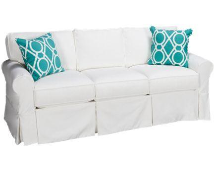 Craftmaster Ue Small Scale Craftmaster Ue Small Scale Sofa With Nailhead Slipcovers Small Scale Sofa Furniture