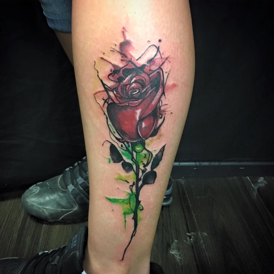 93 Bright, Vibrant and Stunning Dose of Water Color Tattoo ...