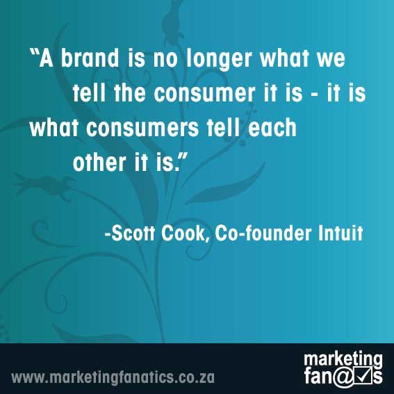 Some wise words about the consumers of today… | Wise words ...