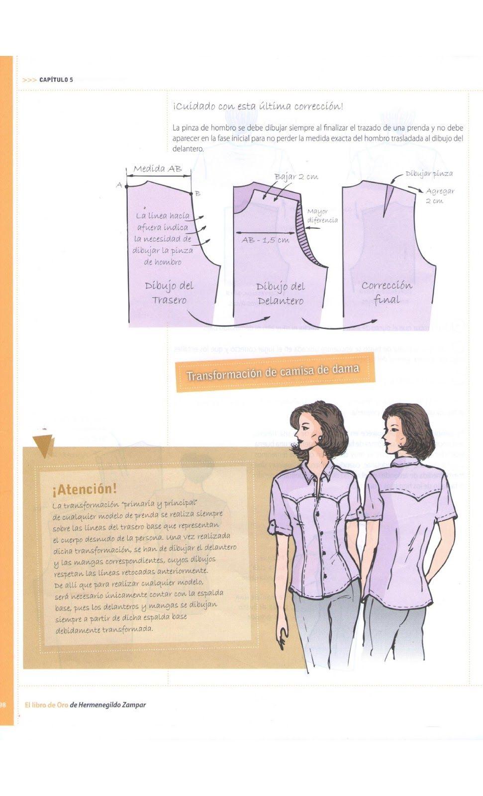 Costura,Patrones y mucho mas | cuello y escotes | Pinterest | Patrones