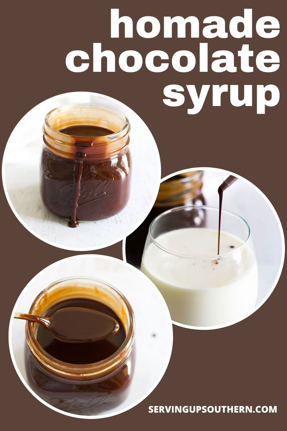 Homemade Chocolate Syrup | Easy to Make With Only 4 ...