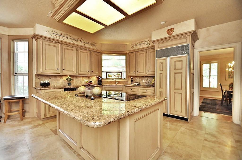 Mediterranean Tan Kitchen Design Ideas & Pictures  Zillow Digs Interesting Design Ideas For Kitchen Cabinets Design Ideas