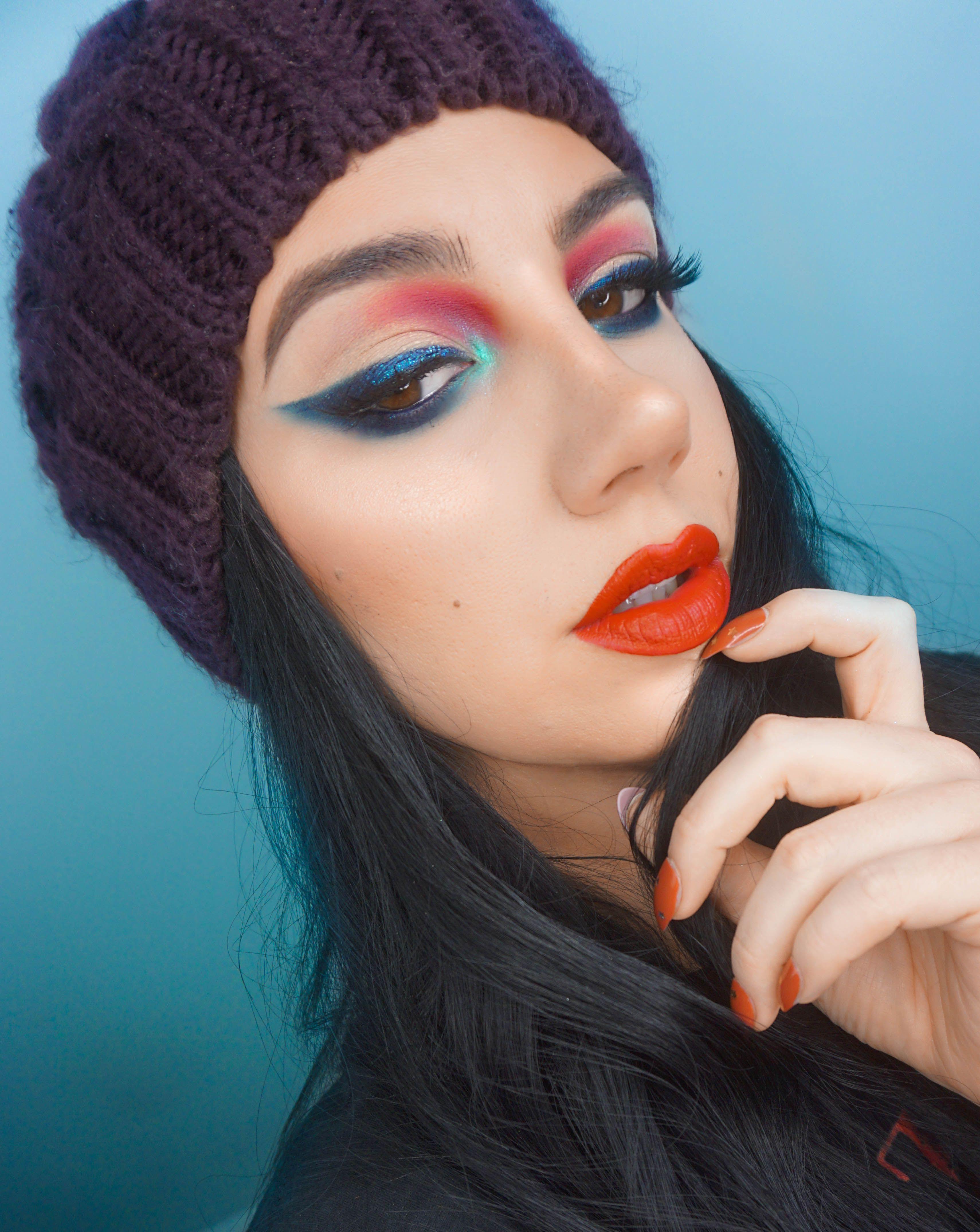 Melt Muerte Palette Beautiful makeup, Melt cosmetics