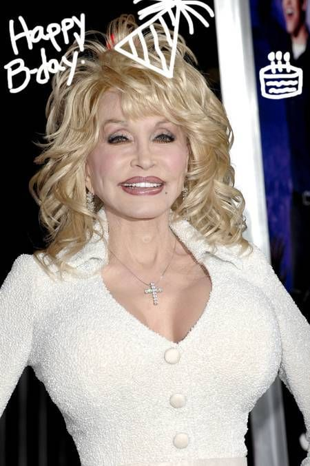 January 19th Dolly Parton birthday Theme Parties