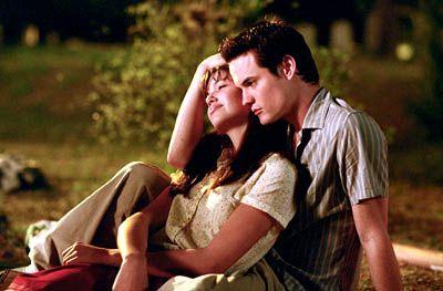 Características Que Según Algunos Hombres Vuelven Quot Inolvidable Quot A Una Mu Un Paseo Para Recordar Escenas De Películas Románticas Un Amor Para Recordar