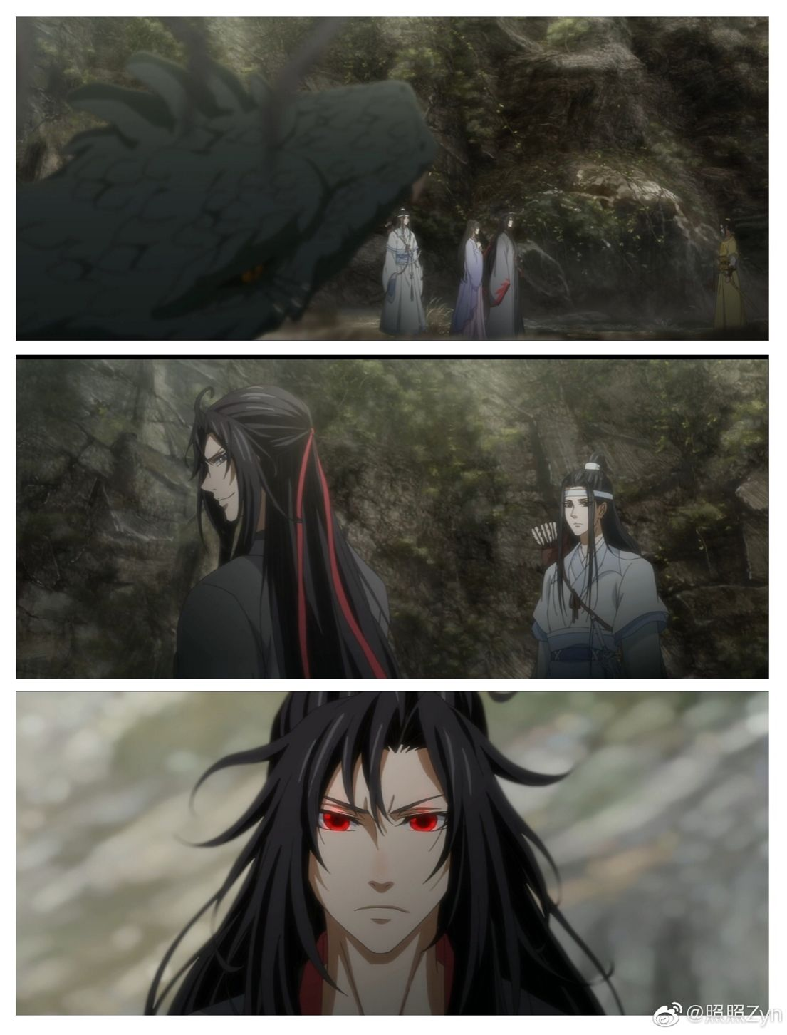 Pin by Kawaii Little Yandere on 魔道祖师&陈情令 Chinese art