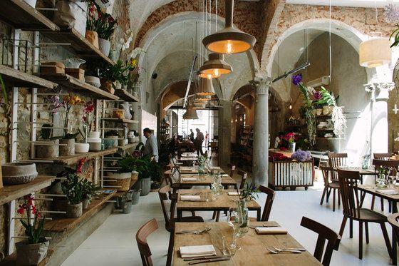 La Menagere De Karman Referencias De Fabricantes Italy Restaurant Restaurant Design Florence