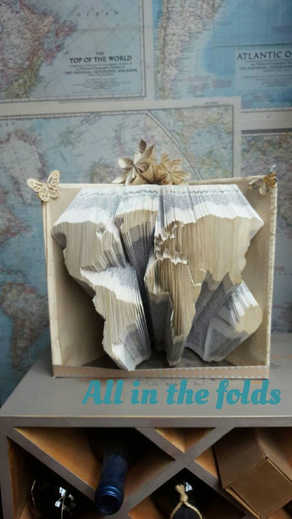 World map book folding pattern collins english dictionary book world map book folding pattern collins english dictionary book folding patterns and book folding gumiabroncs Image collections