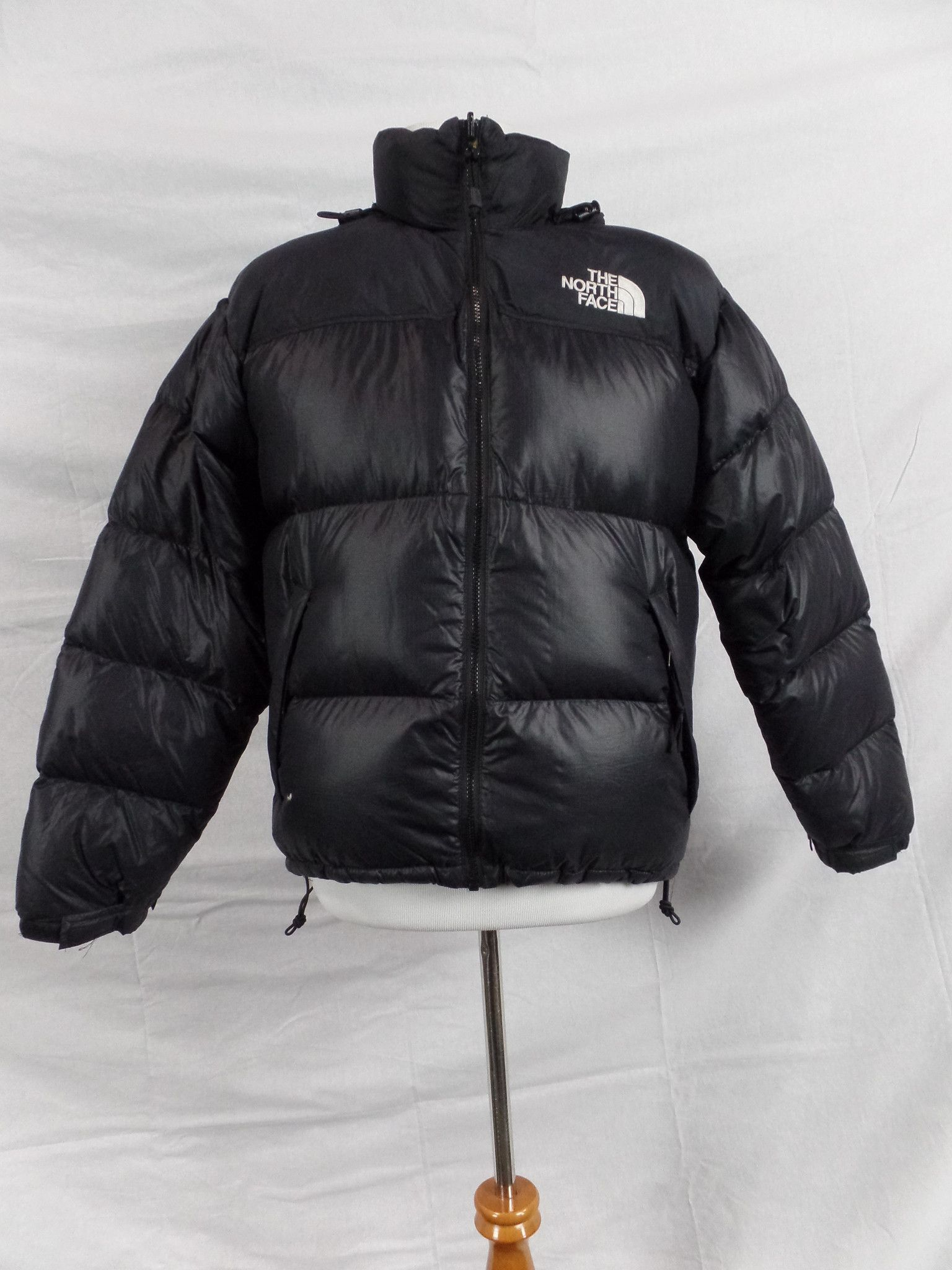 North Face 700 Men s Medium Goose Down Hooded Puffer Jacket  17c493839