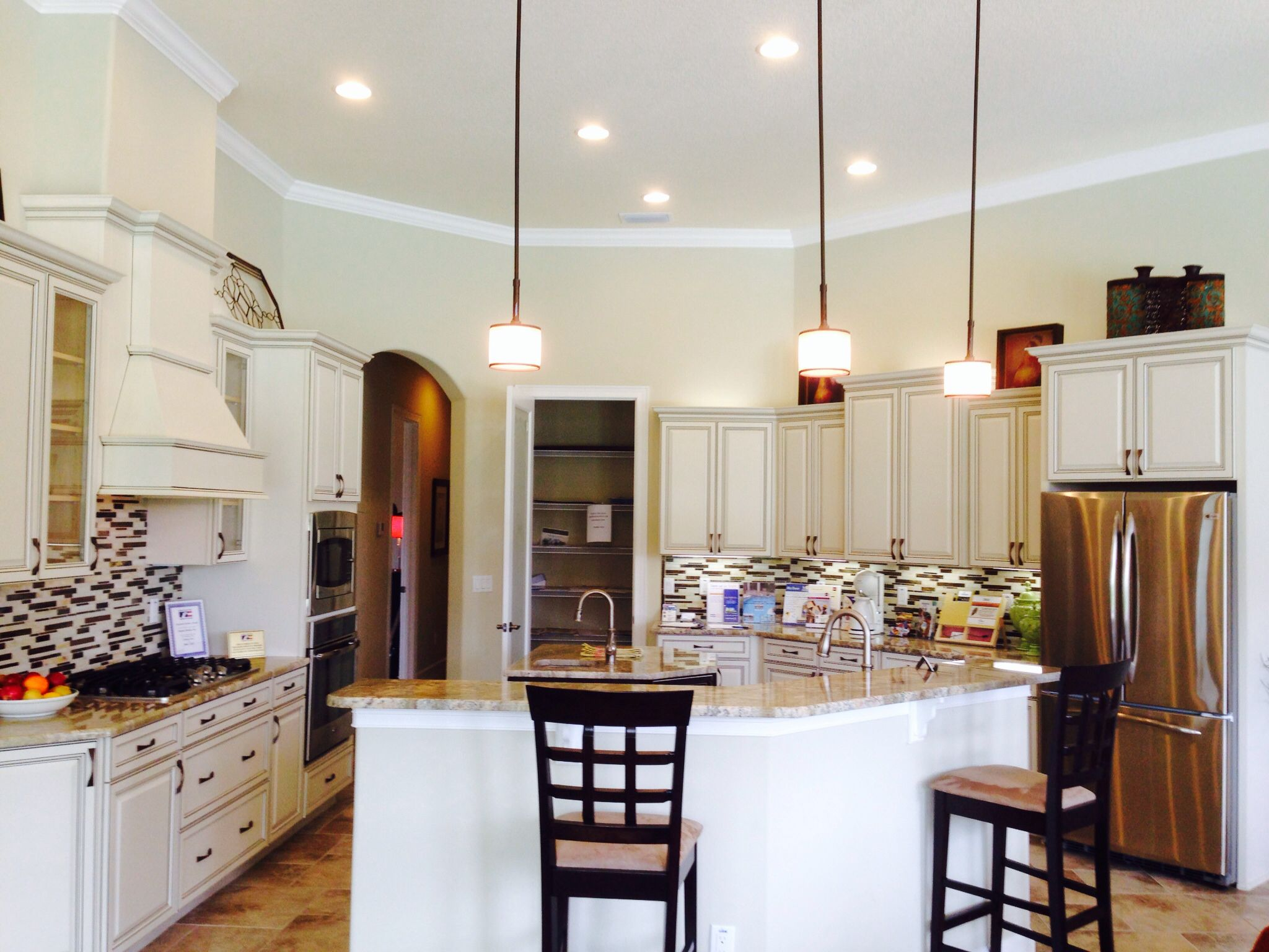 Gorgeous custom model home built by Stanely | Viera Florida Luxury ...