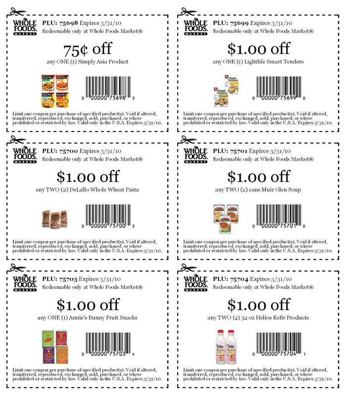 image about Whole Foods Printable Coupons known as Entire Foodstuff Industry Discount coupons lead coupon offers Complete