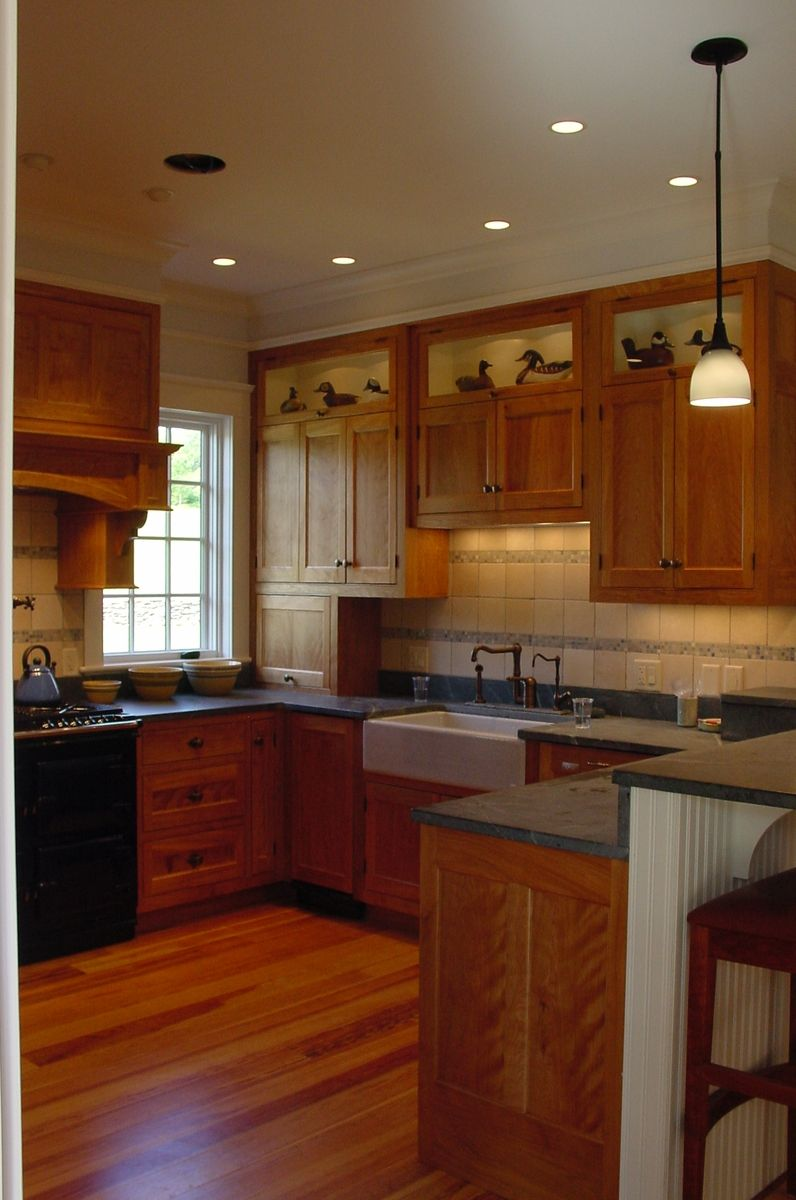 Carriage House Better Colours Kitchen Cabinets Birch Cabinets Traditional Kitchen Cabinets