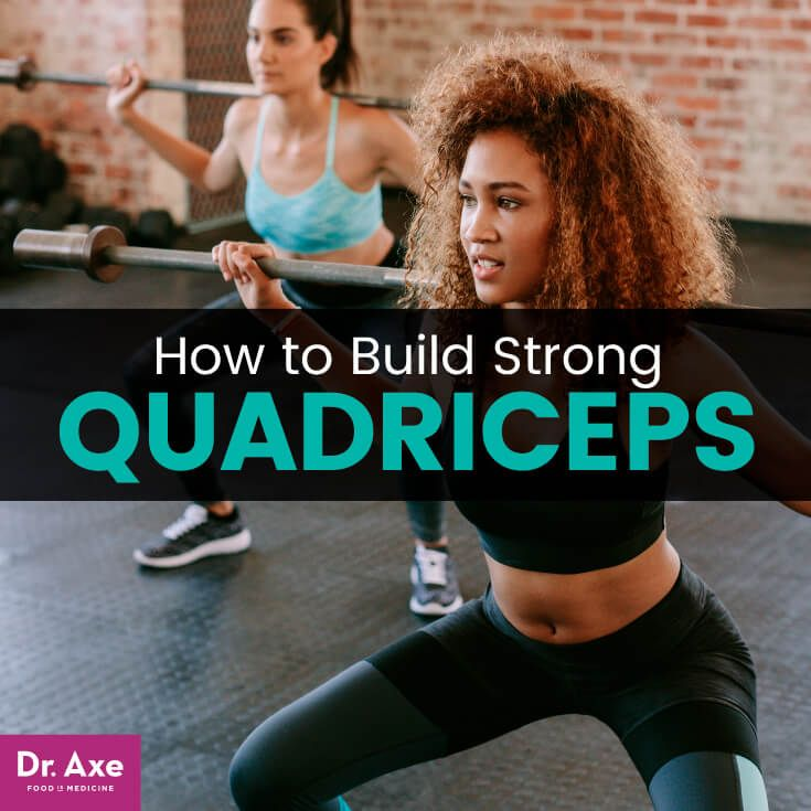 Quick Strategies In Strength Training Uncovered: Quadriceps Exercises Offer Knee Insurance
