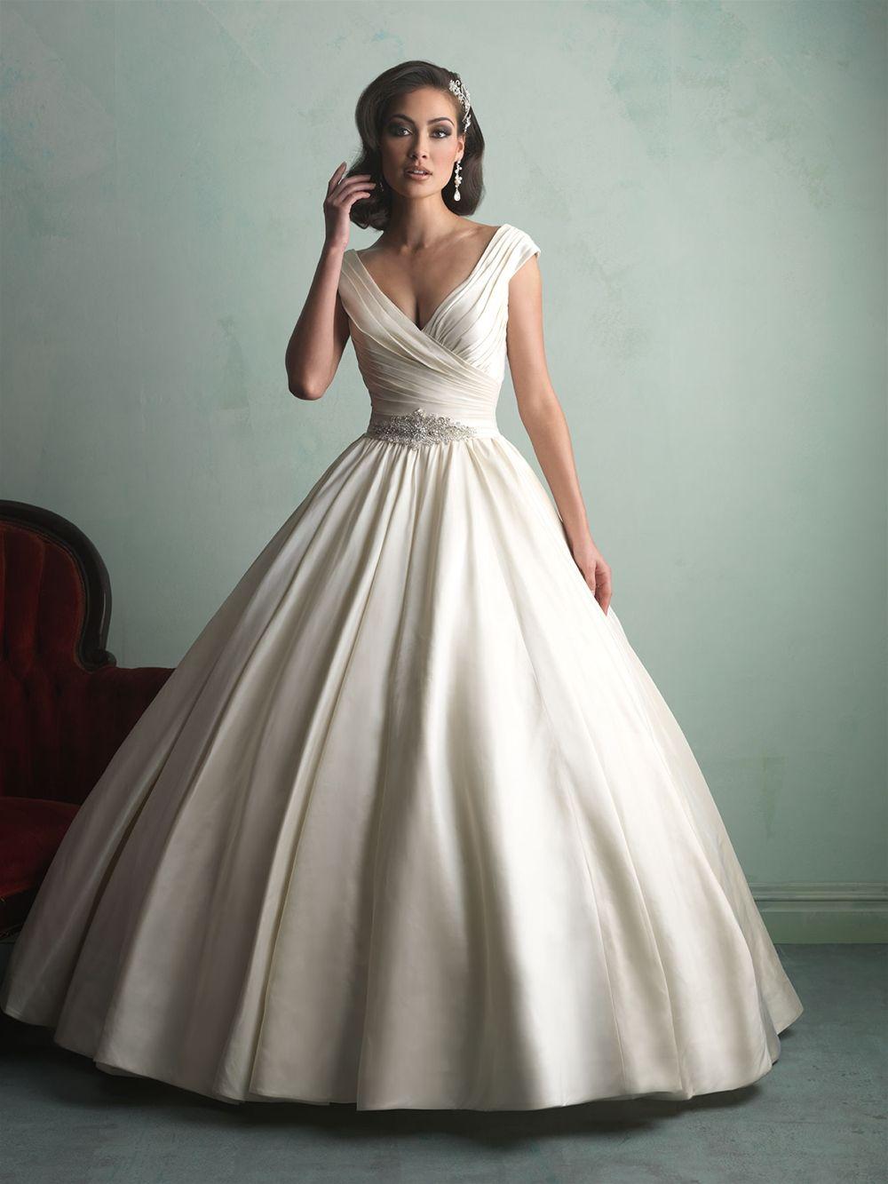 Classic Bride Dresses 2014