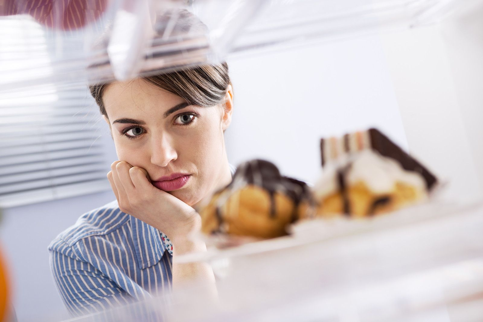 Mindful Eating - Techniques to Beat Cravings and stop Compulsive Eating. This site will also assist in Craving Control if you tend to Overeat