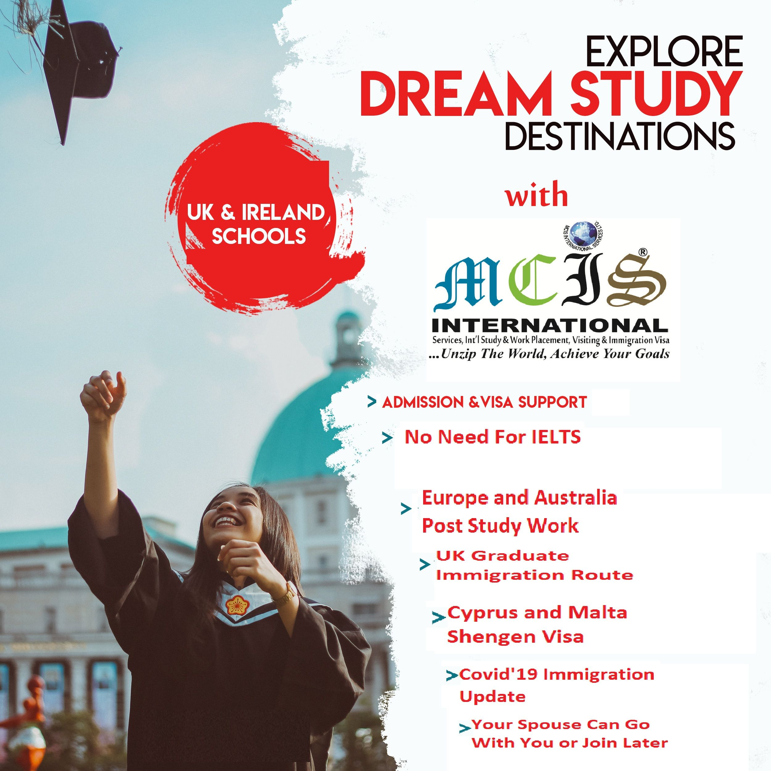 Get Direct Access To Europe While Study And Work In Uk Work In Uk Dream Studies Study Abroad