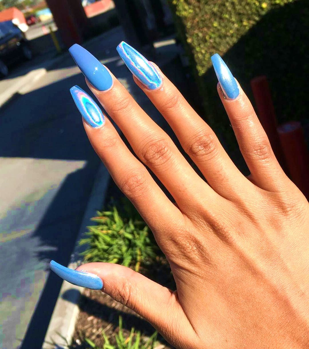 35 Cutest Nail Designs For Summer Nail Designs Summer Acrylic Cute Nail Designs Nail Designs Summer