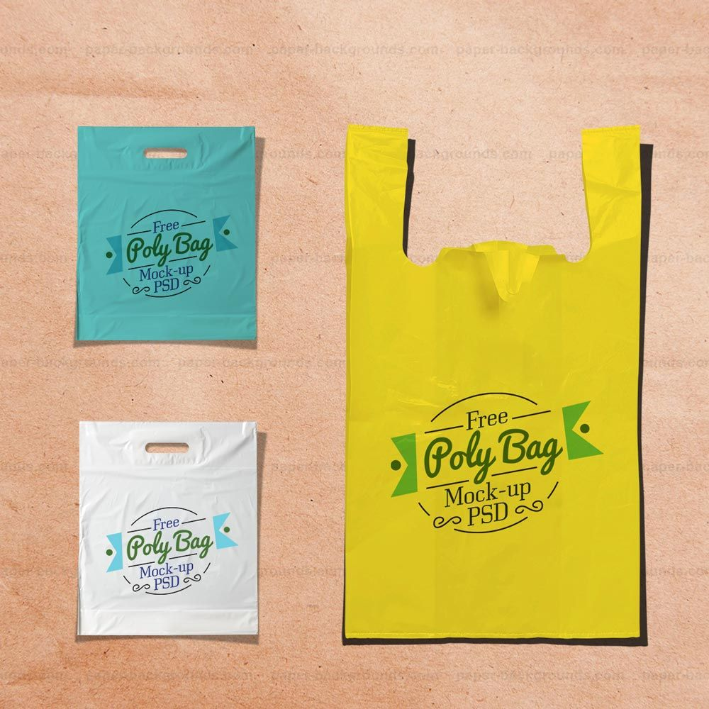 Download Plastic Poly Bag Mockup Free Psd Free Psd Bag Mockup Mockup Free Psd Free Mockup