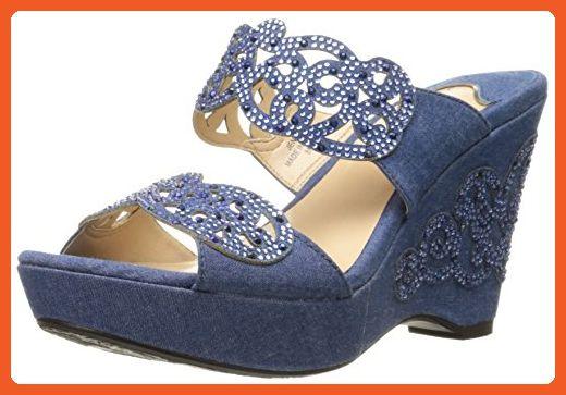587566a8f J.Renee Women s Jenay Platform Slide Sandal