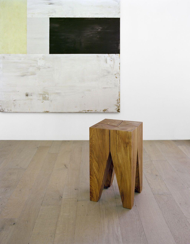 Designlieblinge Backenzahn Von E15 Wood Stool Stool Wooden Stools