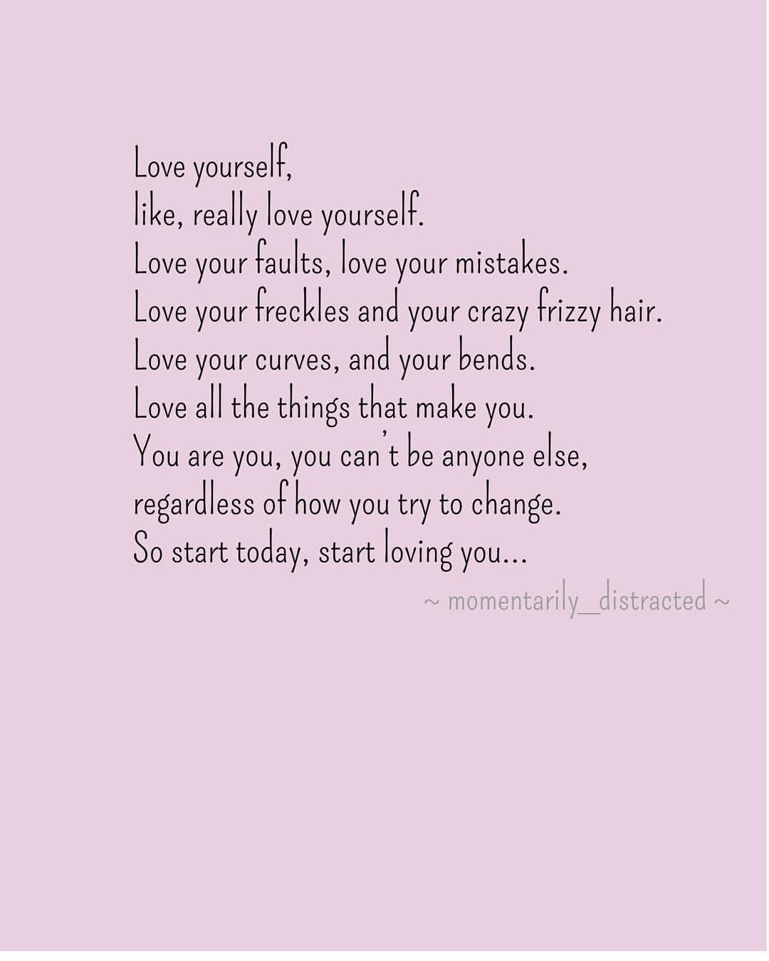 Instagram Captions about Self Love 2021💖 - Self Love Quotes