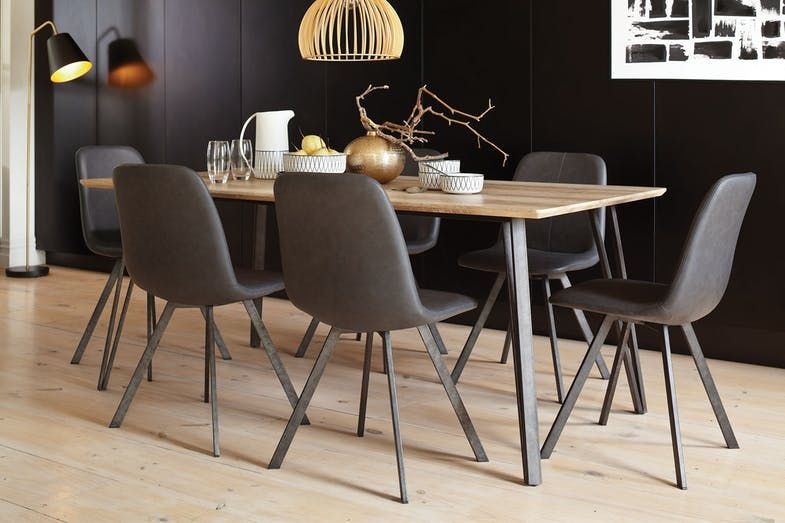 Gwyn 7 Piece Dining Suite By Stoke Furniture Dining Suites