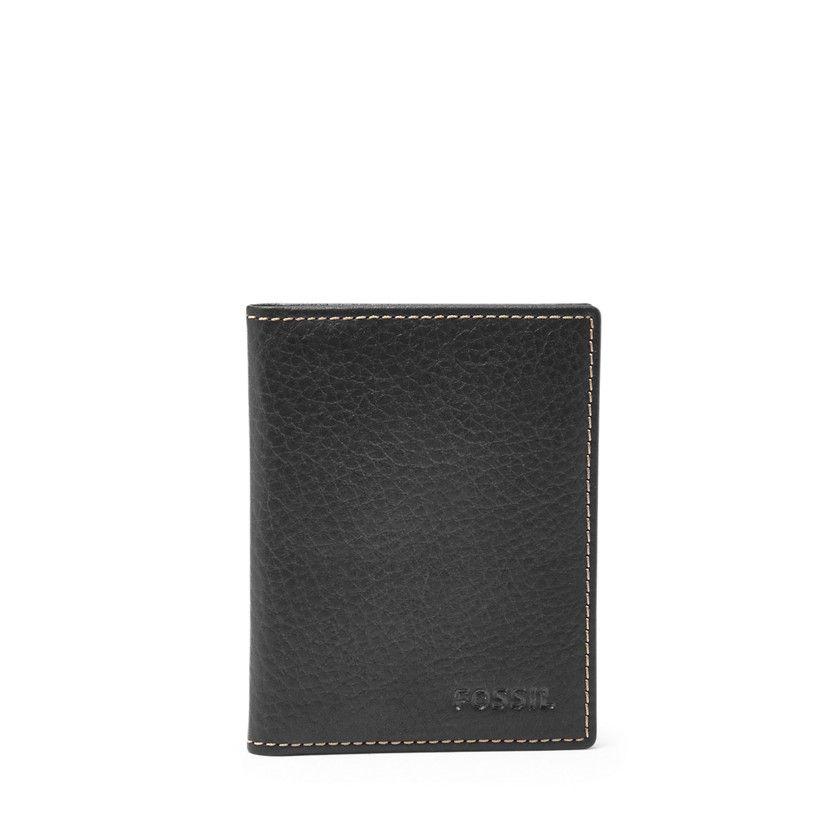 Portefeuille à deux volets Lincoln ML3688   FOSSIL®   Portefeuille ... ccf1674cd08