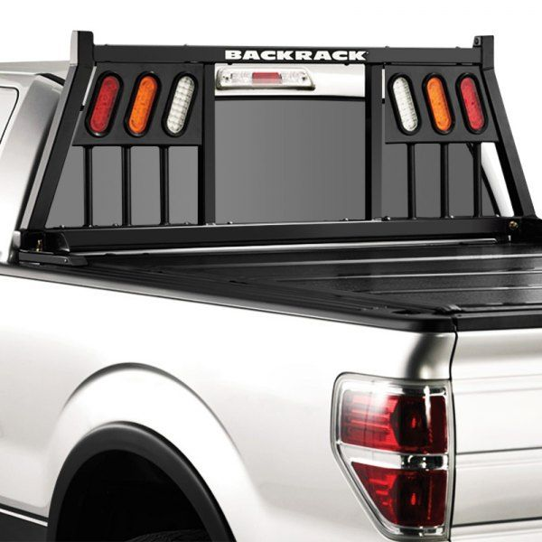 Ford F 150 Headache Racks Louvers Ladder Rack Light Mounts