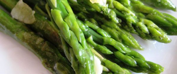 Pan Fried Asparagus Recipe Recipies In 2019