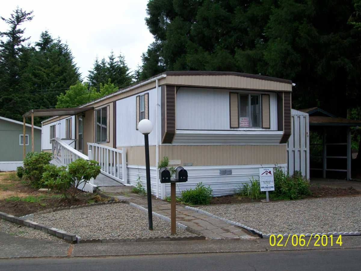 Fleetwood Mobile Home For Sale In Cottage Grove Or Mobile Homes For Sale Mobile Home Cottage Grove