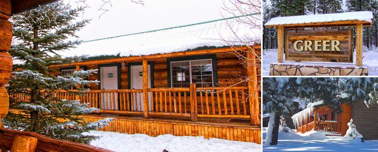 pin rentals greer pinterest az ranch rental arizona cabin beartooth cabins