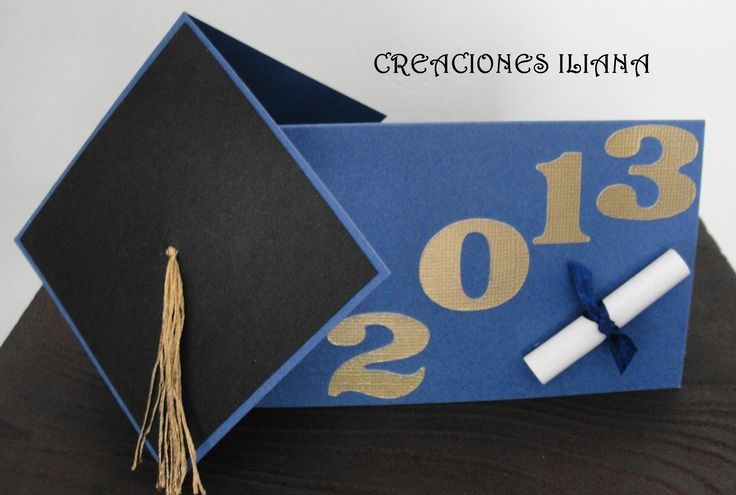TARJETA GRADUACION Tarjetas Pinterest Graduation Pinterest