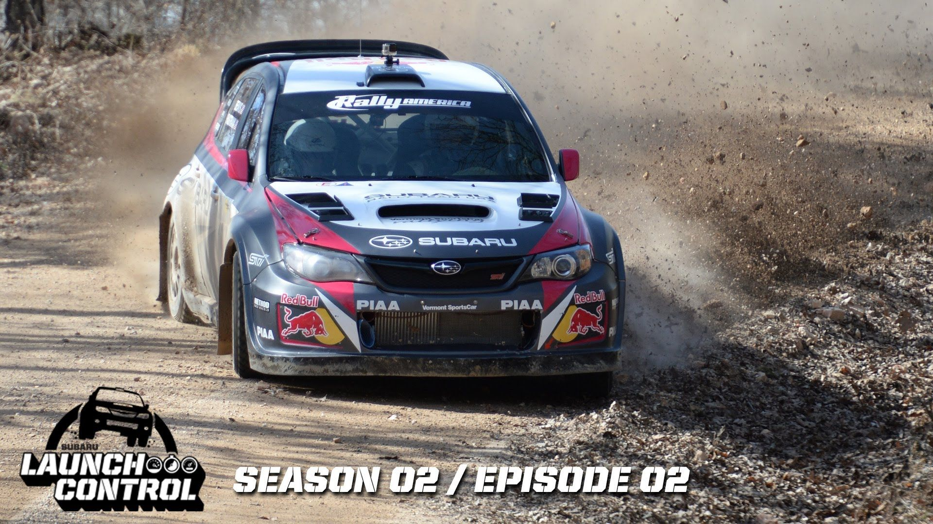Launch Control Pastrana Returns to Rally and Subaru prepares for