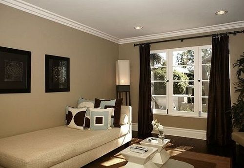 Best Nomadic Taupe Color Theme Room Design For Home For 400 x 300