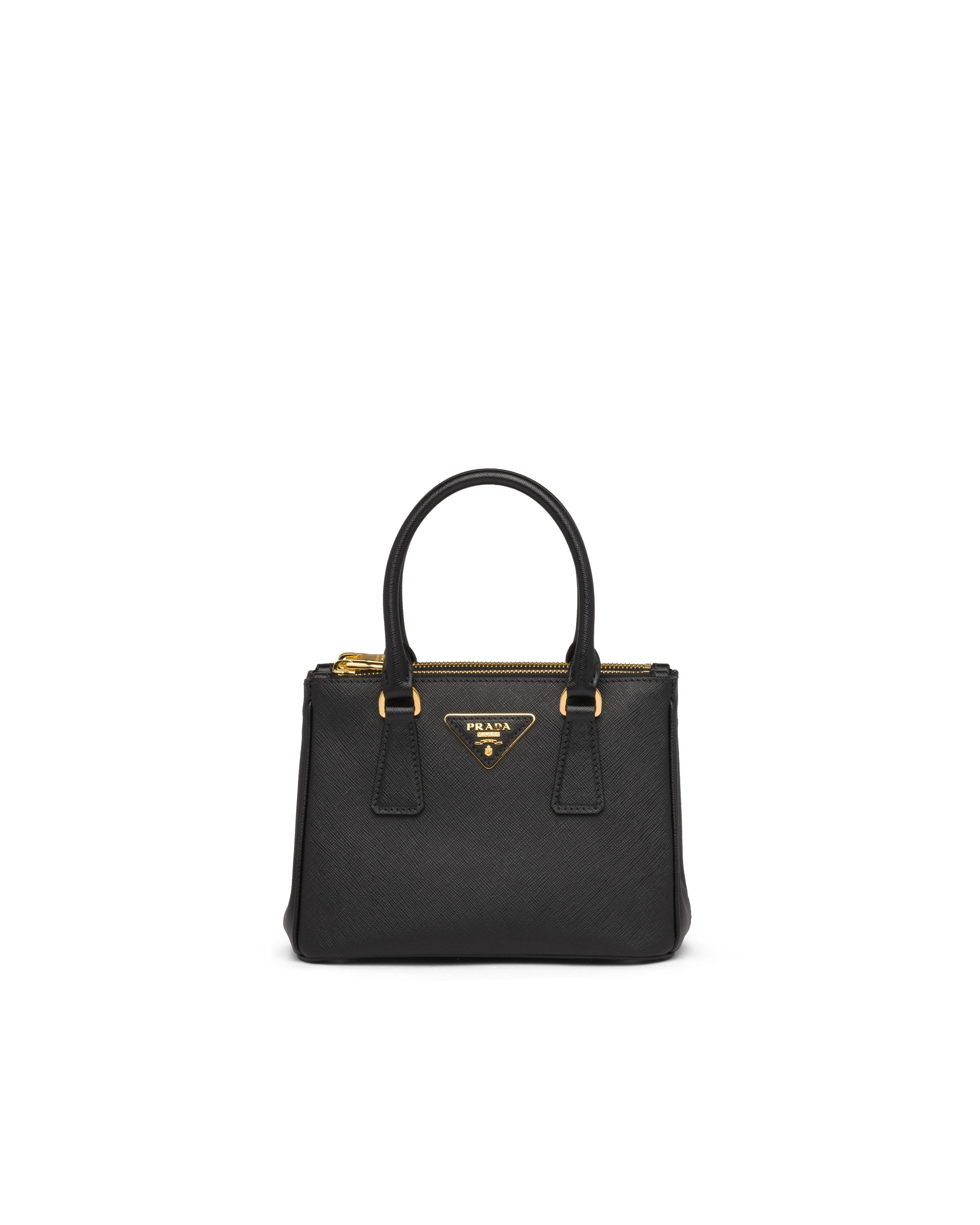Prada Galleria Saffiano leather micro-bag