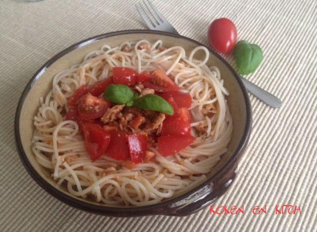 Koken en Kitch: Snelle pasta