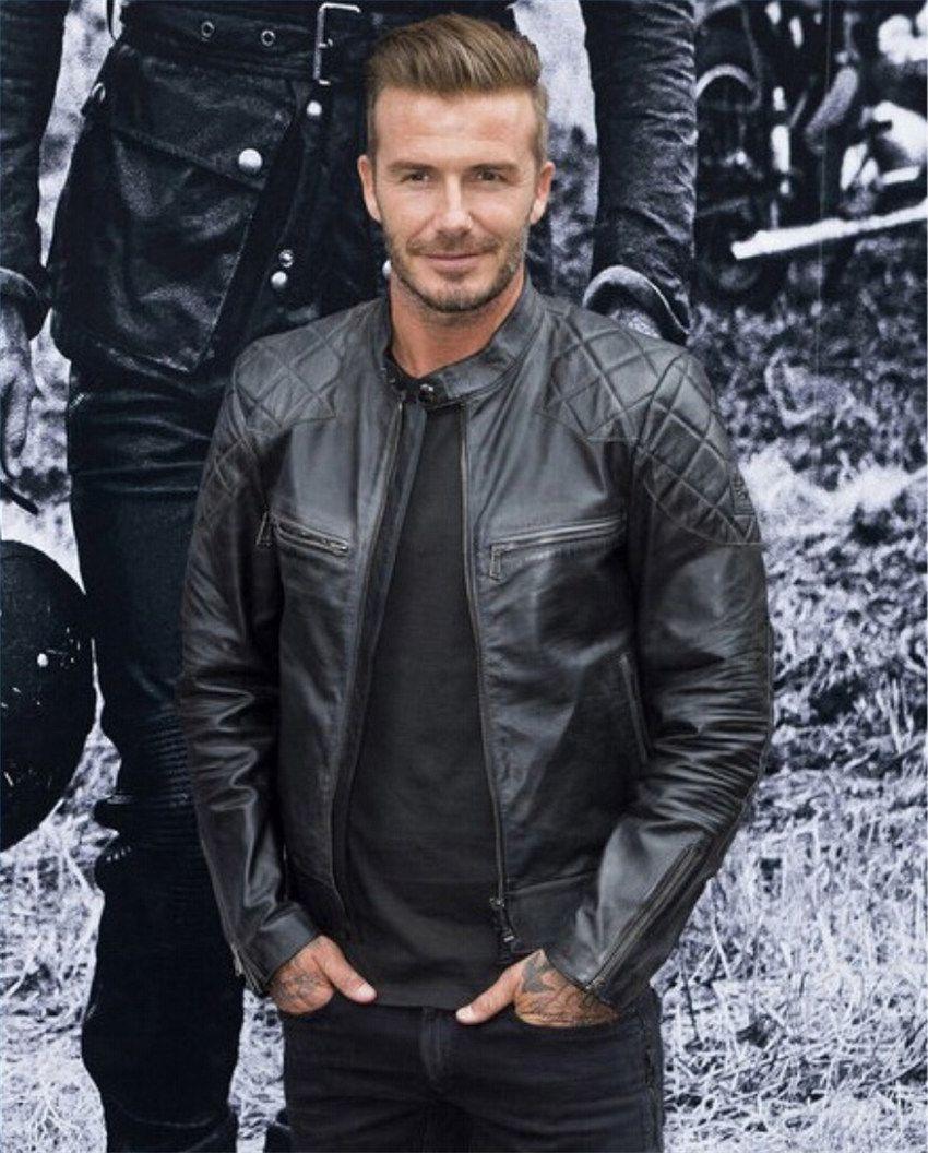 Leather jacket fashion - 2015 New Arrival Spring Leather Jacket Men Fashion Style Pu Leather Motorcycle Black Men Jacket Jaqueta