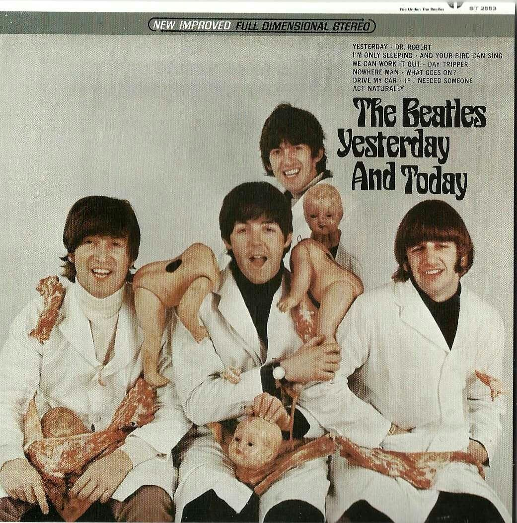 The beatles yesterday by Renee Tempest on Bands, Album