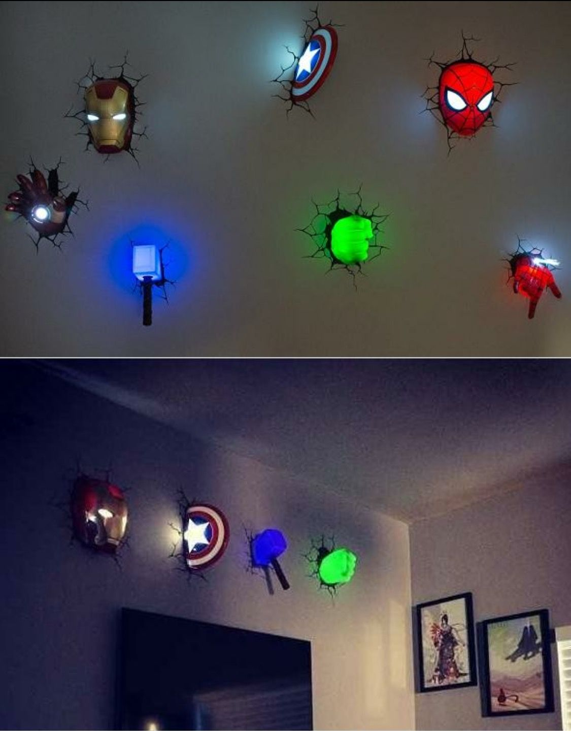 Superhero Room Design: Pin By Trisa Workman On My Man's Cave
