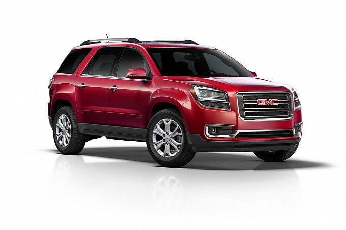 2013 Gmc Acadia And Acadia Denali Unveiled In Chicago Acadia Car