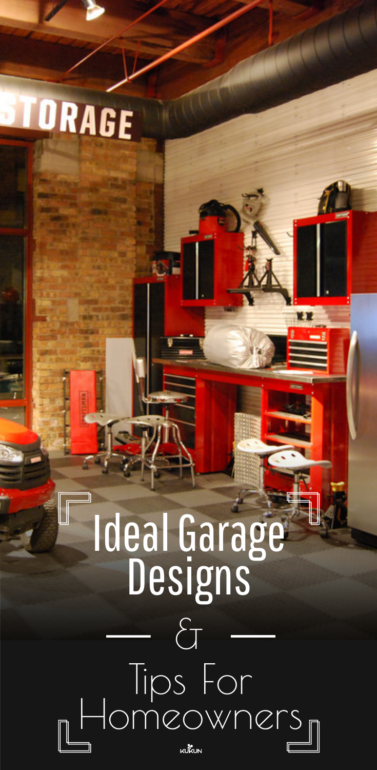 Garage Design Tips Ideal Garage Design Ideas And Tips For Homeowners Home