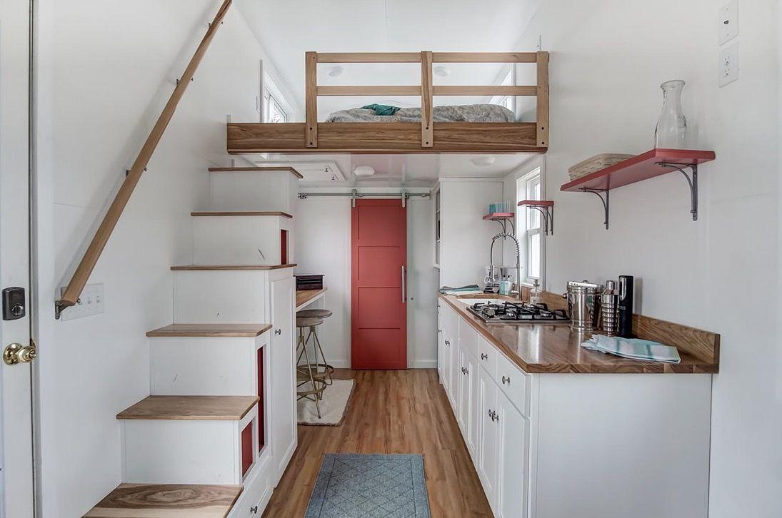 The Poppy Tiny House Deco Maison Pas Cher Petit Appartement Relooking Maison