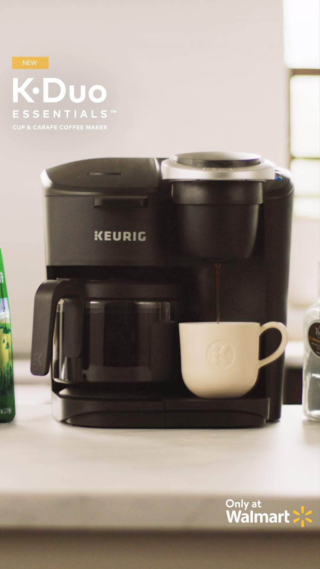 Introducing the new KDuo Essentials brewer, our allin
