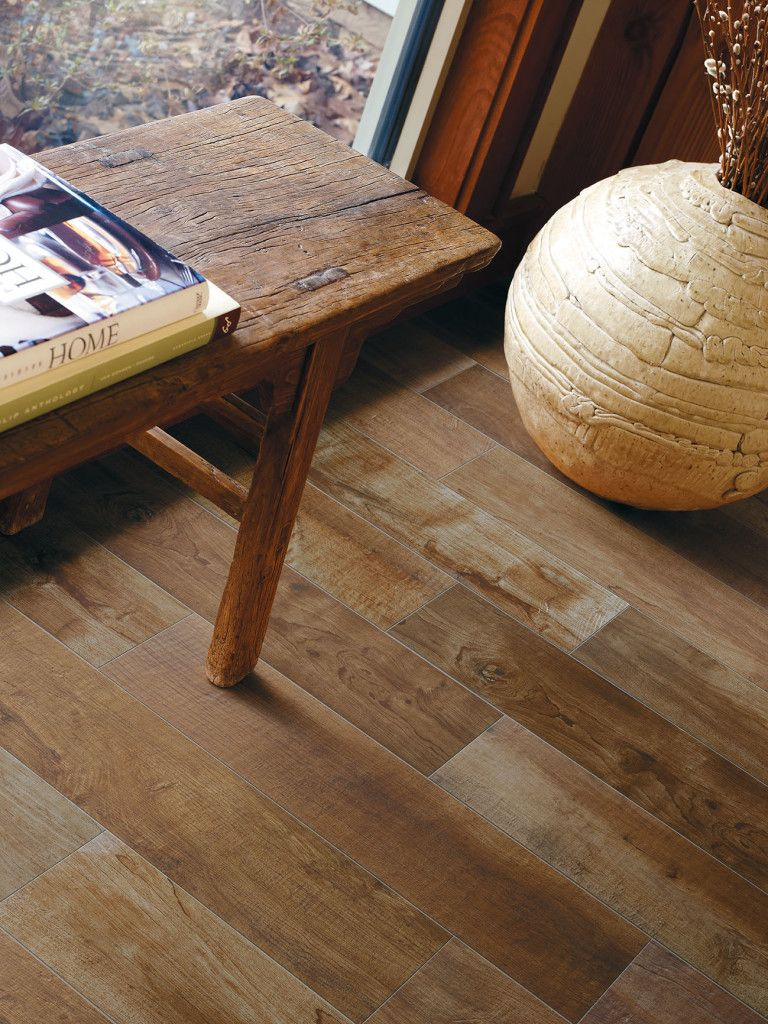 Floor Tile Reminicient Of Reclaimed Wood Av283 636 Sweet Georgia