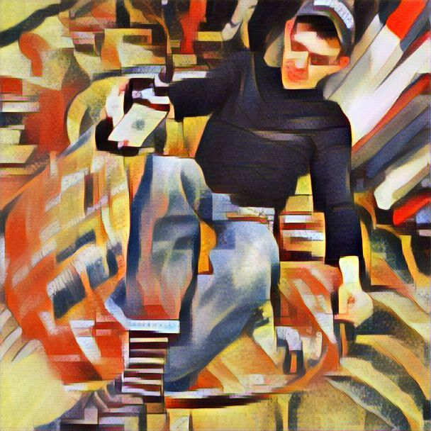 эффект призма на фото онлайн