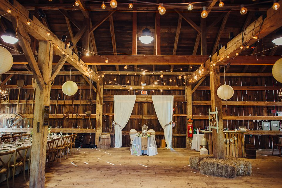 George Weir Barn Wedding | Mandi and Tara | Long island ...